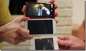 comapracion de fotos Lumia 929 vs Galaxy 3 vx iPhone 4s_1
