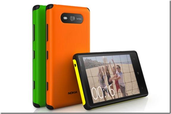 Lumia 820 carcasas rugerizadas