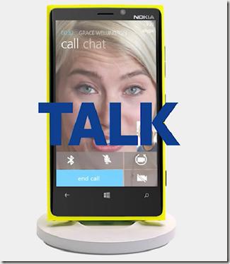 WP 8 Skype