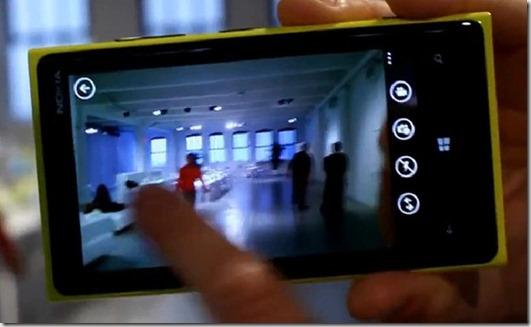 wp8 camera interface