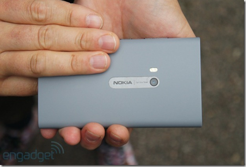 lumia 920 gris