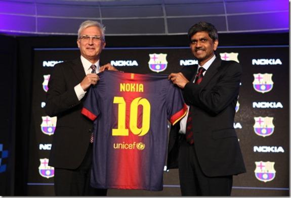 Nokia-India-y-FC-Barcelona