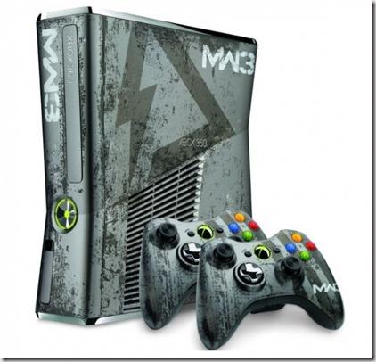 xbox 360 mwf3 edition