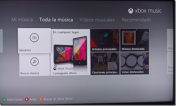 Xbox Music 1