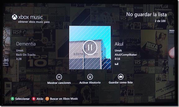 Xbox Music 3