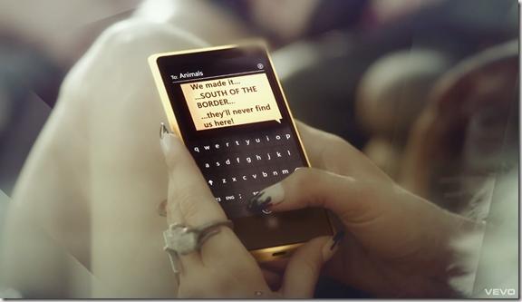 Ke$ha lumia 920 amarillo