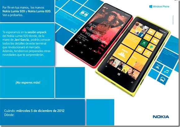 invitacion evento Nokia_2