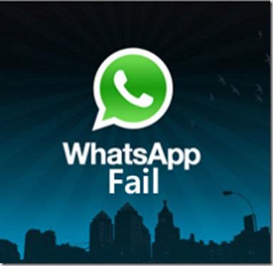 whatsappfail