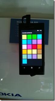 Lumia 800 WP 7.8