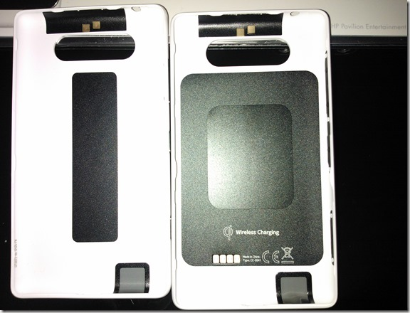 Carcasas Lumia 820