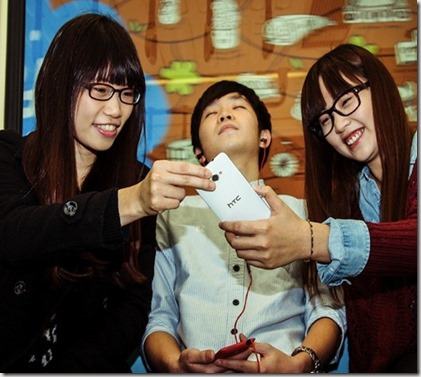 HTC 8X blanco