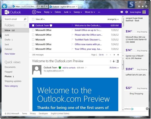 outlook.com preview