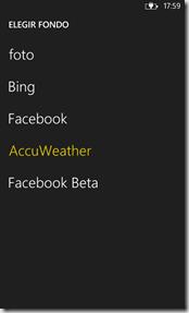 app pantalla de bloqueo