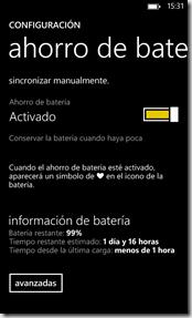 configuracion ahorro de bateria 2