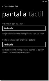 configuracion pantalla tactil 2