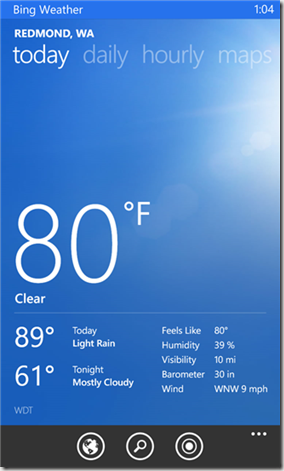 Bing Weather_1