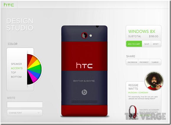 personalizacion HTC
