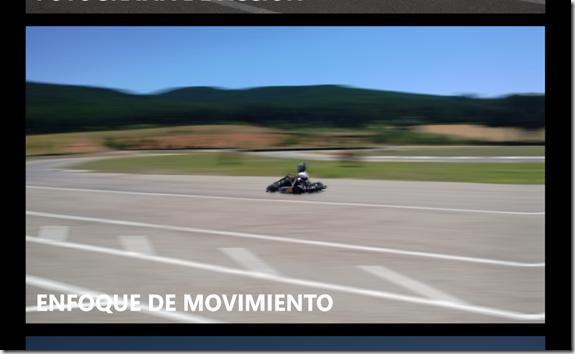Enfoque en movimiento Smart Cam