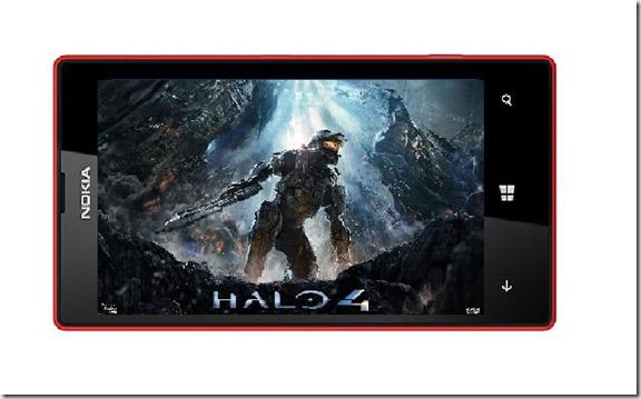 Lumia 520-halo 4