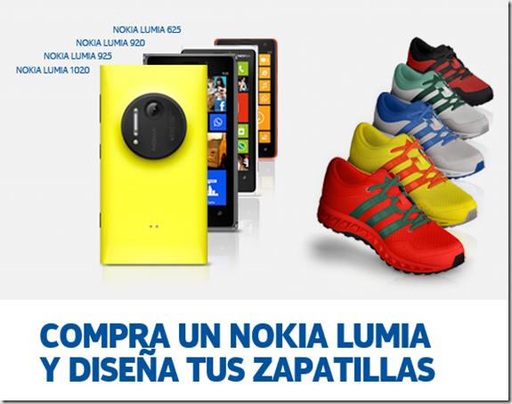 promo nokia-Adidas