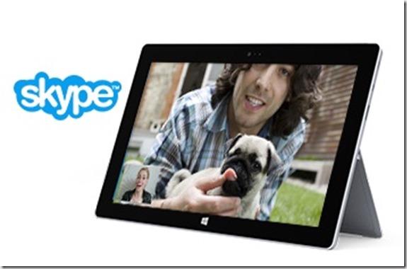 surface-skype