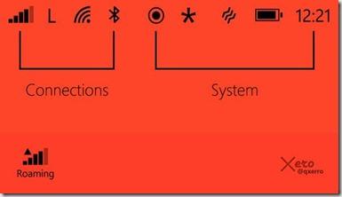 wp 8.1 icons