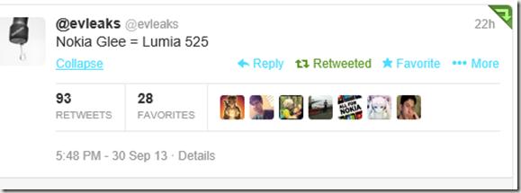 evleaks twitter